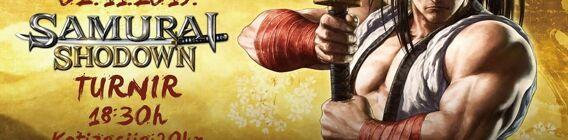 Samurai Shodown: Strength under the Heavens Tournament